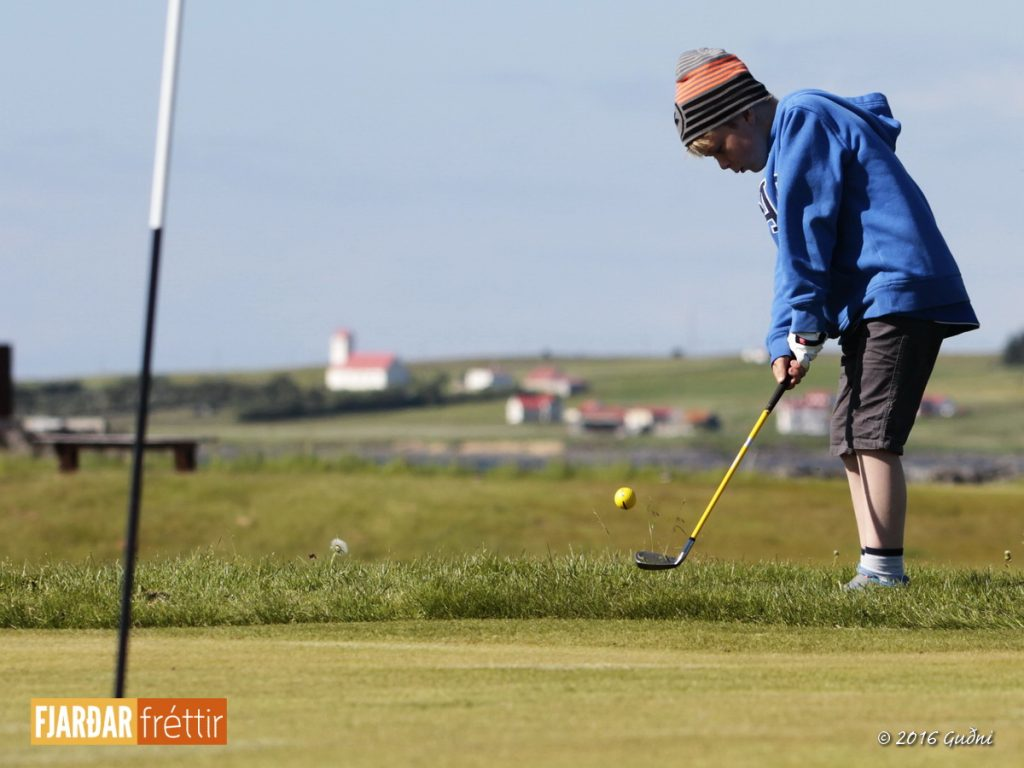 Golf Keilir Máni-035