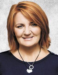 Rósa Guðbjartsdóttir, formaður bæjarráðs