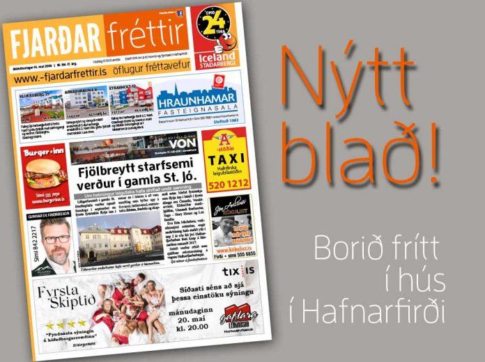 18. tbl. Fjarðarfrétta, 17. árg. - 15. maí 2019